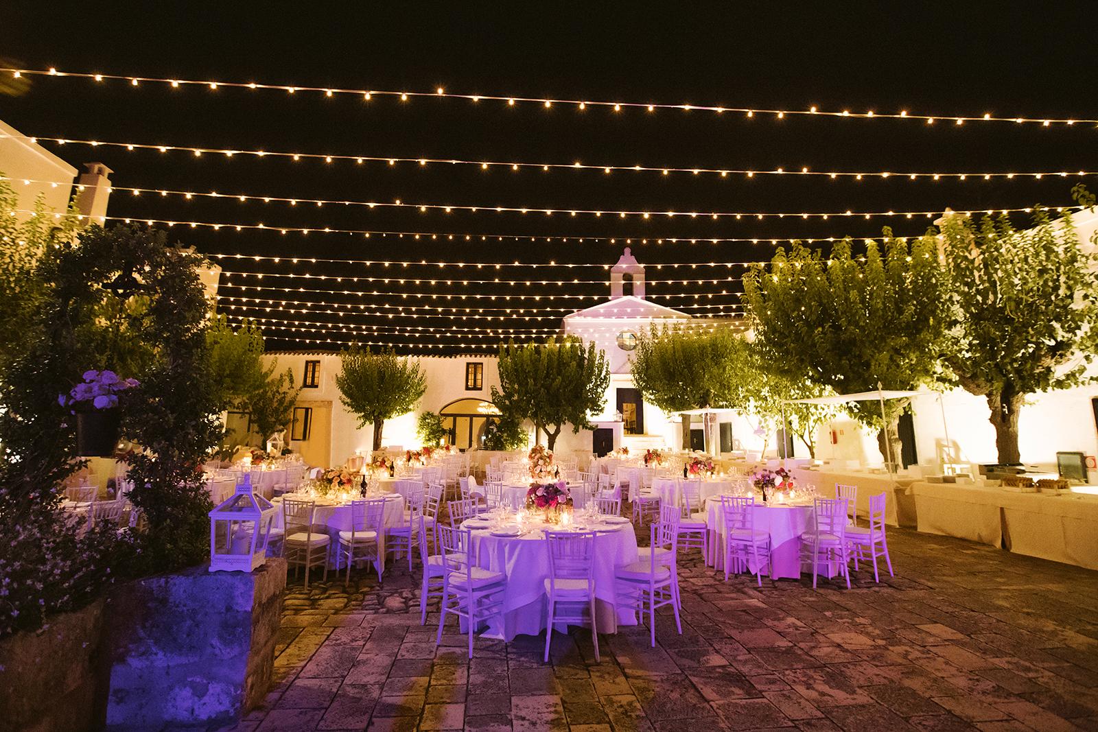 Masseria Montalbano - matrimonio in Puglia