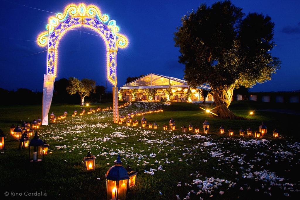 best wedding location in Puglia