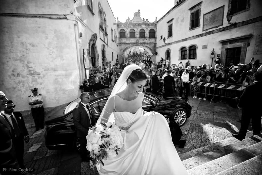famous wedding in Puglia